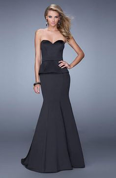 $138.89   Black Modern Mermaid Sleeveless Zip up Court Train Sash Plus Size Party Dresses