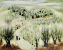 Buy online, view images and see past prices for REUVEN RUBIN Springtime in Ain Karem 25 x 32 in x cm) (Painted in Invaluable is the world's largest marketplace for art, antiques, and collectibles. Single Line, Public Display, Impressionist, Spring Time, Worlds Largest, Modern Art, Barrel, Army, Santa