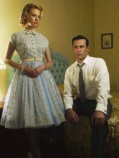 Betty and Don