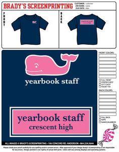 Yearbook shirt #vv @Alyssa Fields @Jeri Todd