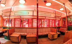 At @cahootslondon cocktails in the secret disused 1940s Kingly Court Underground Station  The tightest to do Tuesday night  #yesplease #cocktails #wesanderson