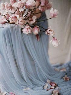 Wedding Colors, Wedding Flowers, Wedding Blue, Romantic Flowers, Boho Wedding, Floral Wedding, Rose Quartz Serenity, Plum Pretty Sugar, Spring Wedding Inspiration