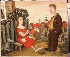Валентин Губарев. Теплый вечер (1998)