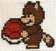 Raccoon Suit Mario by ~magentafreak