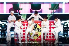 WIN : WHO IS NEXT ♡ TEAM B