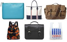 What your man-bag says about you - Telegraph