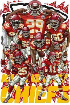Go Chiefs Kc Football, Kansas City Chiefs Football, Football Season, Football Stuff, Kansas City Chiefs Apparel, Kansas City Missouri, American Football League, National Football League, American Sports