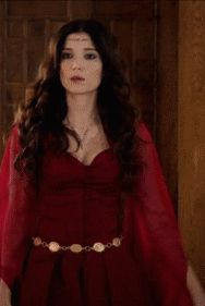 """Hatice Sultan - Magnificent Century - """"Power and Pride"""" Season Episode 5 Turkish Beauty, Turkish Fashion, Reign Dresses, Red Gowns, Fairy Dress, Medieval Dress, Fantasy Dress, Special Dresses, Girl Cartoon"""