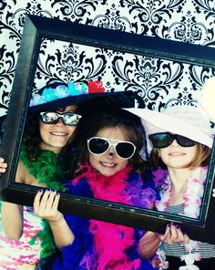 Kid's Parties...fashionista party