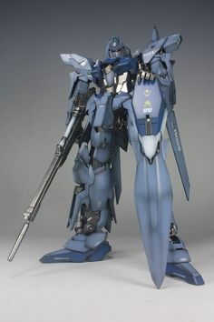 MG 1/100 MSN-001A1 Delta Plus: Modeled by Schorst