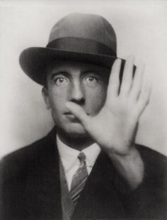 Tali's great-great uncle, Man Ray