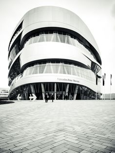 Mercedes Benz Museum at Stuttgart usrdck