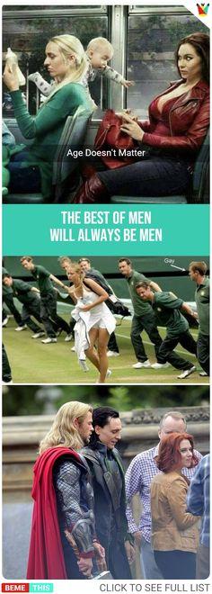 The Best of Men Will Always Be Men #men #menwillbemen #funny #funnypictures #funnypics #humor #photos #women #bemethis