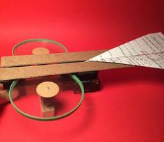 Picture of Make a Fun Paper Planes Launcher