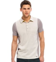 Was $58.00 now only $49.00 for this Armani Exchange Colorblock Polo. Click on pic for more info...