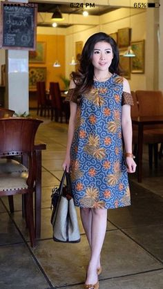 Pin by Paula Prasetya on IBATIK  Pinterest  Batik fashion
