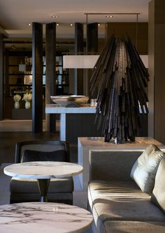 sculpture | the Park Hyatt Sydney by BARstudio || hospitality design || Gallery | Australian Interior Design Awards