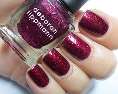 Deborah Lippmann Raspberry Gems