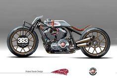 rsd custom indian roland sands design the royal racer Vespa Vintage, Vintage Bikes, Vintage Motorcycles, Custom Motorcycles, Indian Motorcycles, Standard Motorcycles, Cafe Racer Motorcycle, Motorcycle Design, Bike Design
