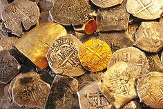 recovered treasure ships | Underwater spanish treasure recovered from the pirate ship ´Whydah ...