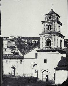 Recordando a la Iglesia de San Francisco, Valparaíso