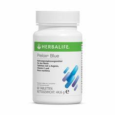 Prelox® Blue Nahrungsergänzung für Männer. Details • Prelox® Blue wurde entwickelt, um die männliche Gesundheit mit L-Arginin und Pycnogenol®, einem patentierten Extrakt aus Pinus Maritma zu unterstützen • Reich an Vitamin E, um zu helfen, Ihre Zellen vor oxidativem Stress zu unterstützen