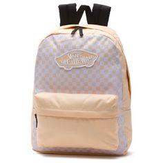 Vans School Bags, Cute School Bags, Vans Bags, School Bags For Girls, Vans Backpack Girls, Backpack For Teens, Backpack Bags, Fashion Backpack, Cute Backpacks For School