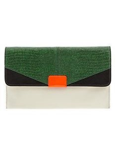 Banana Republic Joan Clutch #poachit