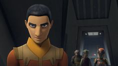 First Star Wars Rebels: Season 3 Clip and Image Ahead of the Star Wars Rebels panel this weekend at Star Wars Celebration in London Lucasfilm has revealed the first clip and image from Season 3. Executive producer Dave Filoni unveiled thenew footage during this week's episode of The Star Wars Show which also features an interview with Rogue One: A Star Wars Story director Gareth Edwards. Give it a look below. Additionally a new image ofEzraBridger (voiced by Taylor Gray) was revealed…