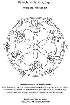 Mandalas 32 coloring page - Free Printable Coloring Pages Bee Coloring Pages, Mandala Coloring Pages, Free Printable Coloring Pages, Coloring Pages For Kids, Coloring Books, Free Coloring, Mandalas For Kids, Embroidery Patterns, Drawings