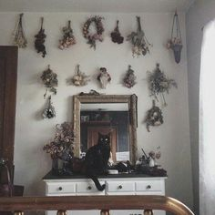 """Welcome To My Daydream: Photo xmoon-gypsyx: """" Witch Cottage, Witch House, My New Room, My Room, Witch Room, Wiccan Decor, Goth Home, Gothic Home Decor, Victorian Gothic Decor"""