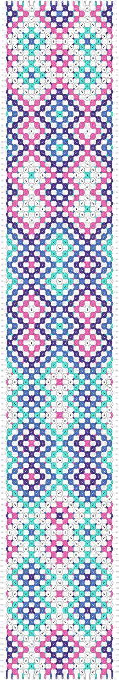 Normal pattern #34599 | BraceletBook
