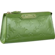 Louis Vuitton Monogram Vernis Cosmetic Pouch M93649 Aoo,$184