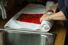 Hand Washing Wool with Anna Wallack of Misha & Puff
