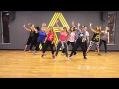 'Blank Space' Cover by Taylor Swift, Dance Fitness Choreography by REFIT...