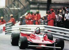 Gilles Villeneuve, Monaco 1979