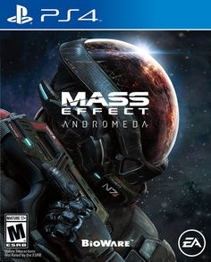 Mass Effect Andromeda Video Game Console 978376b7cf876
