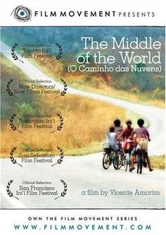 Directed by Vicente Amorim.  With Wagner Moura, Cláudia Abreu, Ravi Ramos Lacerda, Manoel Sebastião Alves Filho. A man and his family travel 3200km (1984 miles) by bicycle, from the State of Paraíba to Rio de Janeiro, Brazil, in search of a job.