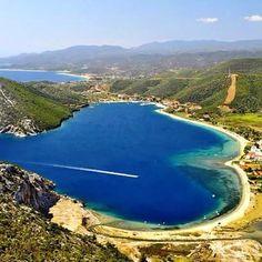 Pporto Koufo, Sithonia, Chalkidiki, Greece. - Selected by www.oiamansion.com in Santorini.