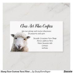 Sheep Face, Online Yarn Store, Knitting Help, Custom Business Cards, Yarn Shop, Craft Shop, Sock Yarn, Love Messages, Knitting Patterns