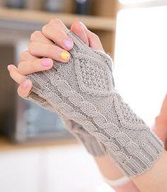 Crocheted Fingerless Gloves, gray,black, brown,red,white,khaki Gloves, Ladies Gloves, Teen Winter Gloves black or gray l or xl