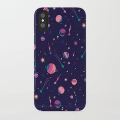 Candy iPhone Case #space #planet #marble #case #iphone #rosegold
