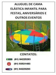 Aluguel de cama elástica Tamanho 4,40 metros ocupa vaga de 2... - http://anunciosembrasilia.com.br/classificados-em-brasilia/2015/02/22/aluguel-de-cama-elasticatamanho-440-metros-ocupa-vaga-de-2-3/ VC NO TOPO BRASÍLIA