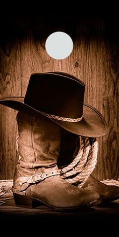 6bc665f823097 Cowboy Hats   Boots Cornhole Game Set Image Estampas Country