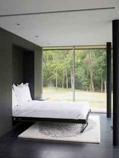 Modern Bedroom Floor To Ceiling Closets Design, Pictures, Remodel, Decor and Ideas - page 4