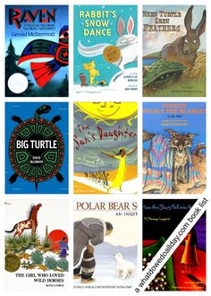 Book list of 20 Native American folktales for kids. Canada, Native American History, Children's Literature, Look At You, Read Aloud, Child Love, Childrens Books, Teen Books, Ya Books