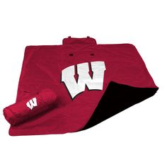 NCAA Wisconsin Badgers All Weather Blnkt