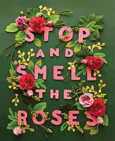 I'm constantly inspired by the amazingly talented Anna Bond of Rifle Paper Co. Recently Anna has brought her beautiful floral illustrations to life with real fresh blooms and paper cutouts for her .