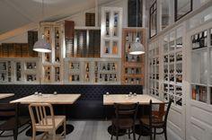 Bon restaurant by Corvin Cristian & Vlad Vieru, Bucharest - Romania