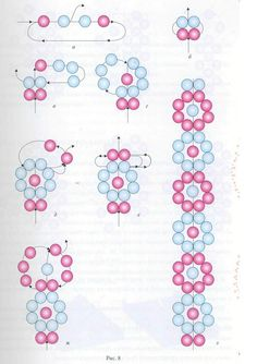 Best 12 Best Seed Bead Jewelry 2017 – daisy chain of beads ~ Seed Bead Tutorials… Best 12 Best Seed Bead Jewelry 2017 – Daisy Chain von Perlen ~ Seed Bead Tutorials – Schmuck-Ideen Seed Bead Tutorials, Seed Bead Patterns, Beaded Bracelet Patterns, Beading Tutorials, Beading Patterns, Knitting Patterns, Beaded Bracelets Tutorial, Handmade Bracelets, Beading Techniques